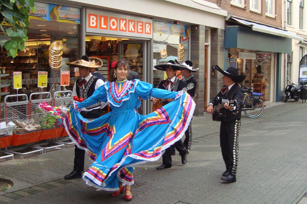 mexicaanse loopband